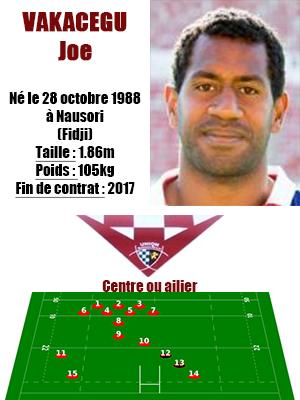 1UBB - Fiche joueur Joe Vakacegu