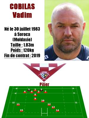 1UBB - Fiche joueur Vadim Cobilas