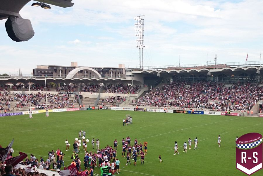 Chaban Delmas Bordeaux-Montpellier
