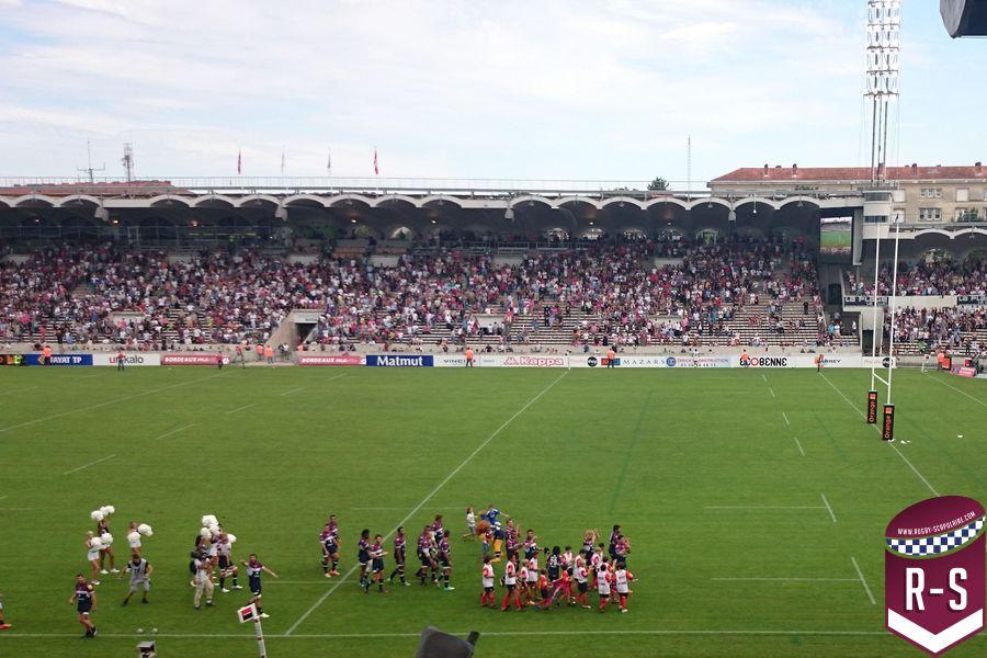 Chaban Delmas Bordeaux-Montpellier