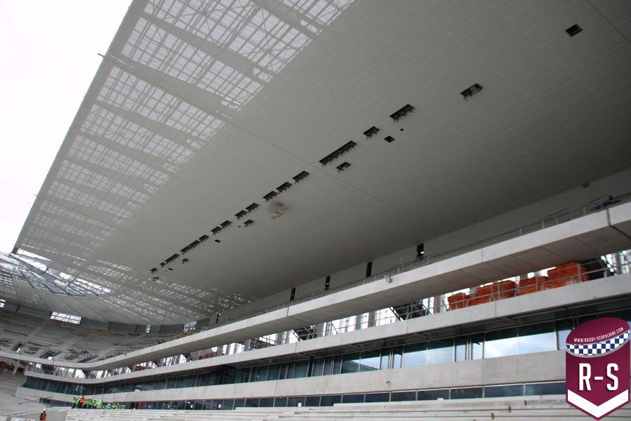 Stade Nouveau  Bordeaux Lac