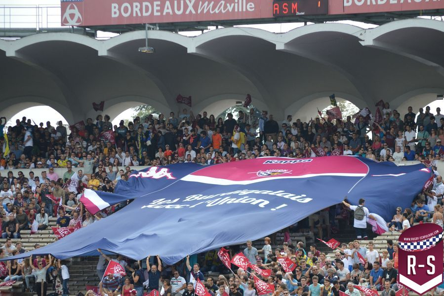 Maillot supporters Burdigalais