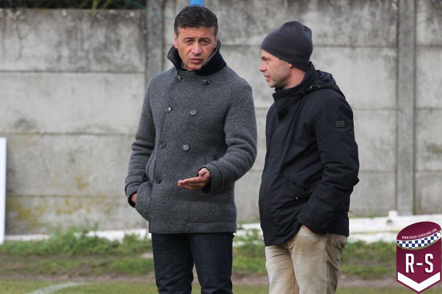 Laurent Marti et Arnaud Carré