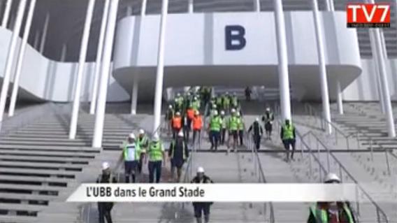 UBB Nouveau Stade TV7