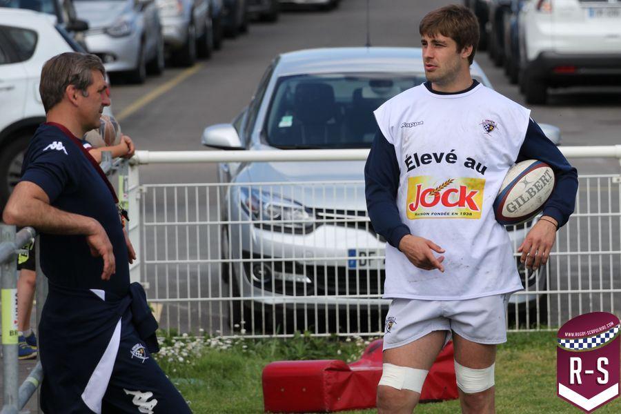 Julien Le Devedec et Regis Sonnes