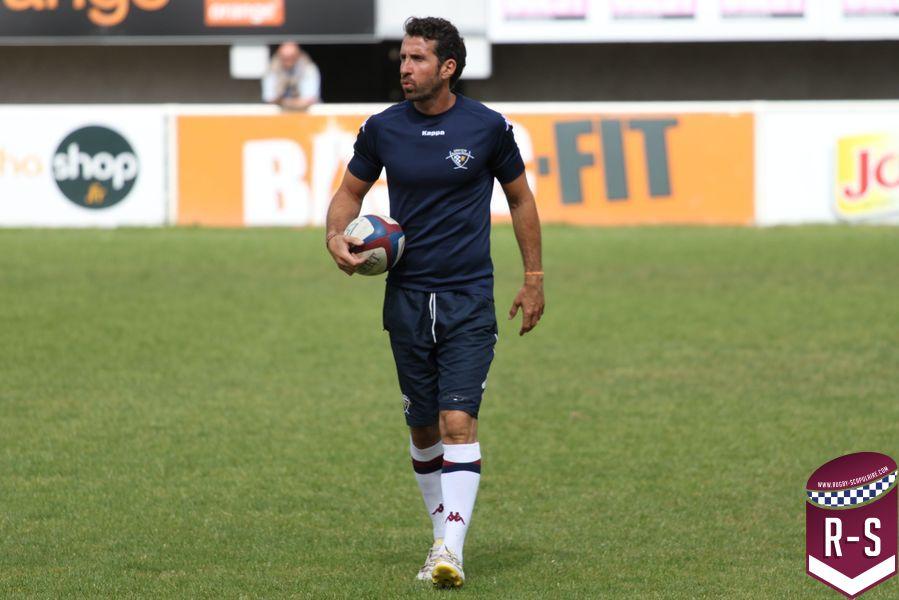 Vincent Etcheto pourrait rebondir en Fédérale 3