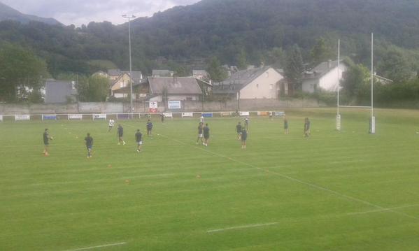 L entrainement de l ubb du jour rugby scapulaire - Info entrainement coup sur du jour ...