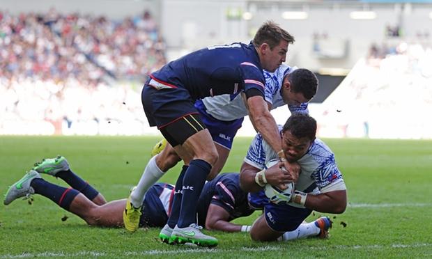 Samoa coupe du monde de rugby actualit r sultats - Resultats coupe du monde de rugby 2015 ...