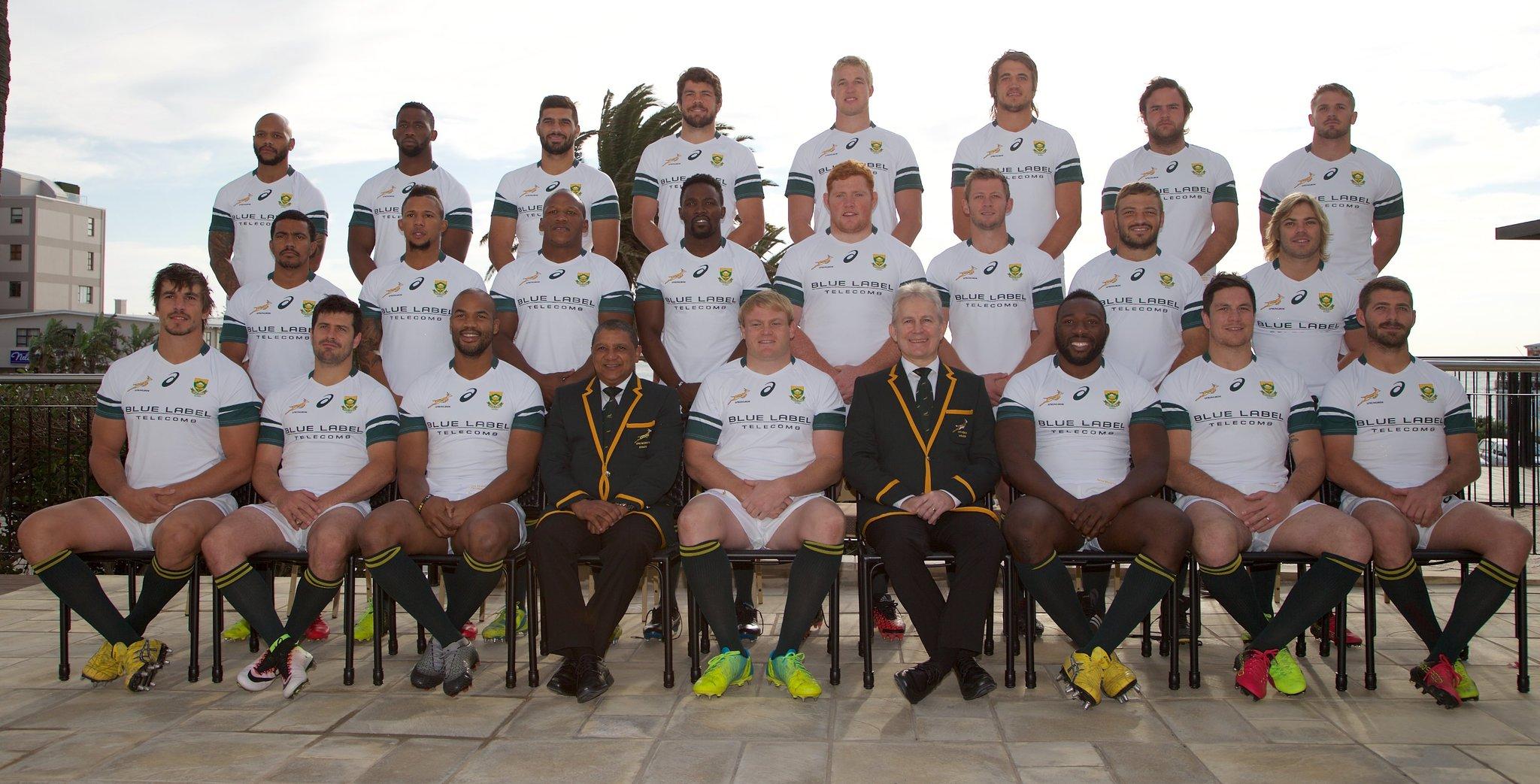 Steven Kitshoff Afrique du Sud