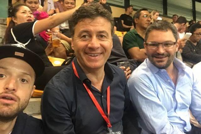 Jean-Baptiste Aldigé, Laurent Marti et Louis-Vincent Gave