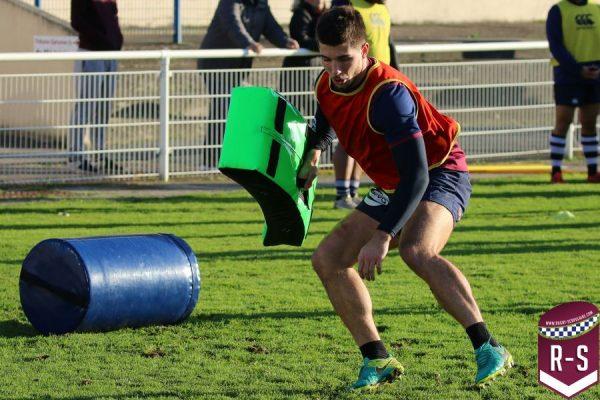 Bon Anniversaire Nathan Decron Rugby Scapulaire