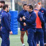 """Maxime Lucu : """"C'est un nouveau cycle après la Coupe du monde et un nouveau sélectionneur, je prends toute l'expérience que je peux prendre"""""""