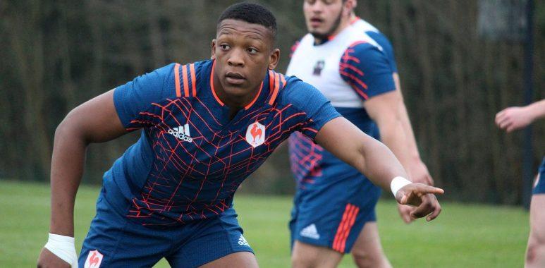 """Cameron Woki : """"La tournée est réussie, malgré ces deux défaites 'encourageantes', on va dire…"""" – Rugby Scapulaire"""